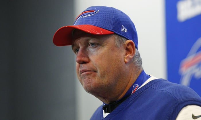 Rex Ryan, mint Buffalo Bills, kihagyta a 17. bajnokságot